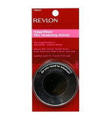 Revlon Magnifeye 10x Tweezing Mirror + FREE Luxury Luffa Loofah Bath Sponge On A Rope, Colour May Vary
