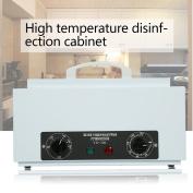 Steriliser Cabinet,High Temperature Steriliser Sterilising Disinfecting Cabinet Cleaner for Nail Hair Salon Equipment Spa Metal Tools