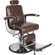 G6 Professional Reclining Barber Chair BC-88BR