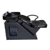 Doitpower Shampoo Chair Backwash Unit Station Barber Chair Spa Salon Equipment