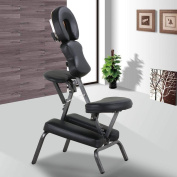 go2buy Portable Massage Spa Chair Travel, Max. Weight
