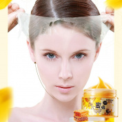 Face Mask, Hometom KOOGIS Blackhead Remover Deep Cleaning Purifying Peel Off Whitening Honey Face Mask