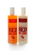 Twin Pack Henna & Horse Chestnut Shampoo and Conditioner