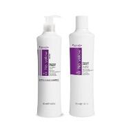 Fanola SET No Yellow Shampoo + No Yellow Mask Blonde Streaked Grey Hair Anti Yellow 2x350ml