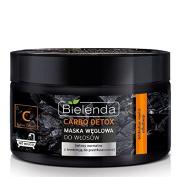 Bielenda Carbon Detox Moisturising Hair Mask Normal and Dyed Hair 300ml