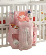 Nappy Organiser Washable Hanging Storage Bag for Baby.