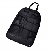 Multifunction Oxford Cloth Seat Bag Storage Bags Colorrandom 59x38.5cm 1 Pcs