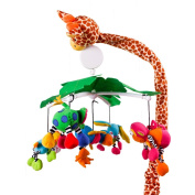Baby Dreams Mobile Stroller Car Seat Hanging Toys Kids Musical Toys