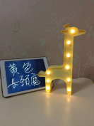 Crazy Lin Night Light LED Mood Lights Unicorn Lamps Party/Home/Kids Room Decoration