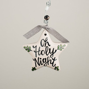 Glory Haus 2990116 Oh Holy Night Puff Star Ornament