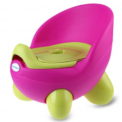 JHD Baby Child Cartoon Sweet PP Pedestal Pan Nontoxic Training QQ Eggs Toilet Seat