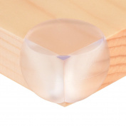 Laymily Baby Caring Corners 10pcs Premium Clear Corner Guards.Keep Children Safe,Protect From Injury Around the House
