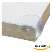 NinkyNonk Baby Safety Corner Protector Kit Baby Proofing Corner Guards 10 PCS,Ball Shape
