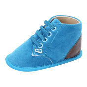 Ec Baby Kid Girl Boy Soft Sole Crib Toddler Newborn Shoes First Walkers