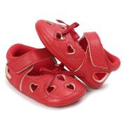 EKIMI Baby Girl Sandals Sneaker Anti-slip Soft Shoes