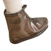 Pulison(TM) Cool Waterproof Rain Shoes Summer Unisex Reusable Boots Slip Resistant Shoes