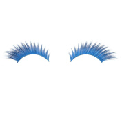Clode® Fashion 1pair Long Thick Exaggerated Drama Halloween Stage Dressing Party Feather False Eyelashes For Makeup