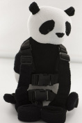 Berhapy 2 in 1 Lovely Panda Toddler Backpack Harness with Safety Leash for Children's Walking