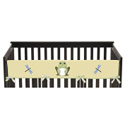 Long Crib Rail Guard Cover for Leap Frog Collection