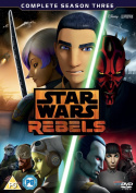 Star Wars Rebels [Regions 2,4,5]