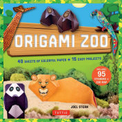 Tuttle Origami Zoo Kit