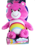 Care Bears Boxed Toy - 30cm Cheer Bear Super Soft Plush
