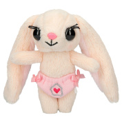 House of Mouse 048845 – Bunny Baby Soft Toy 13 cm in Box
