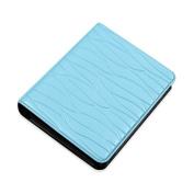 Zhi Jin Mini 64 Pockets Photo Album for Fujifilm Instax Polaroid Size Leaf Picture Case Storage Book Gift, Blue