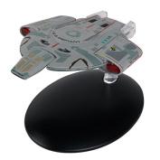Star Trek ISS Defiant NX-74205 Model with Magazine #M3 by Eaglemoss