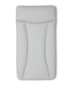 Mamas & Papas Essentials Changing Mattress - Grey Triangle