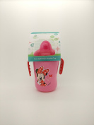 DISNEY Baby Non-Spill Twin Handle Cup (Pink Minnie Mouse) BPA Free