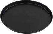 FM Professional 21675.0 Mould for Pizza, Steel, Black