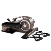 Bionic Body Compact Under Desk Elliptical Stepper with Magnetic Resistance Tubes NS-1009