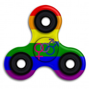 Anxiety Relief Toys Spinner Bisexual For Finger Gyro
