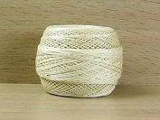 DMC Cebelia Scottish Cotton Crochet Thread Size 20 712 - per 50 gramme ball