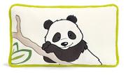 NICI Wild Friends Cushion Panda Square 41093.0 43x25 cm