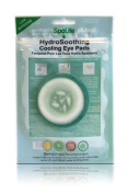 My Spa Life Hydro Soothing Cooling Eye Pads, Cucumber, 6 Ct