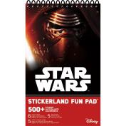 Star Wars 7 Stickerland Pad 6/Pages-