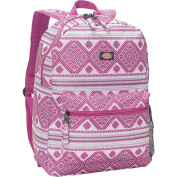Dickies Student Backpack, Pink Berry Knit, One Size
