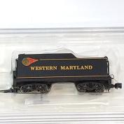 Bachmann Spectrum N Scale 89752 USRA Medium Coal Tender Western Maryland Fireball