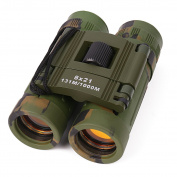 Kids Binoculars, 8x21 Kids Gifts Folding Spotting Telescope Binoculars For Bird Watching, Hiking and Educational Learning, Toys for Boys and Girls