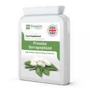 PROWISE SERRAPEPTASE 90 capsules 80,000 IU manufactured in the UK to GMP code of practise, suitable for vegetarians and vegans
