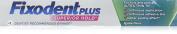 Fixodent Plus Scope Denture Adhesive Cream 60ml