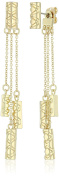 House of Harlow 1960 Iconic Etch Drop Earrings