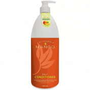California Mango Daily Conditioner with Pump, 33.8 Fluid Ounce