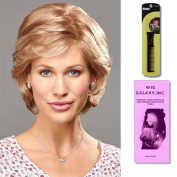 Gianna by Henry Margu, Wig Galaxy Hair Loss Booklet & Magic Wig Styling Comb/Metal Pick Combo (Bundle - 3 Items), Colour Chosen