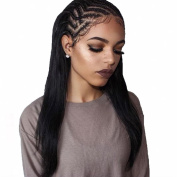 MeiRun 130% Density Silk Base Wigs Lace Front Wigs For Women Full Lace Straight Silk Top Human Hair Wig Brazilian Remy Hair Wig Natural Black