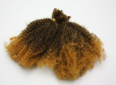 Elysee Star Afro Kinky Bulk Synthetic Hair Braids - Available is various lenghts & ombre colours