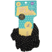 MULTI-COLOUR POLKA DOT SCRUNCHIES PONYTAIL HOLDER HAIRBANDS ACCESSORIES