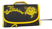 Little Miss Sunshine Cosmetic Wrap Case